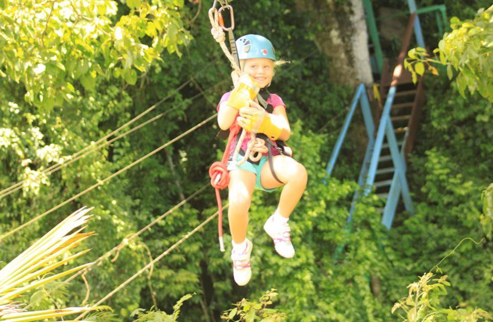Canopy Tour – 6 Ziplines