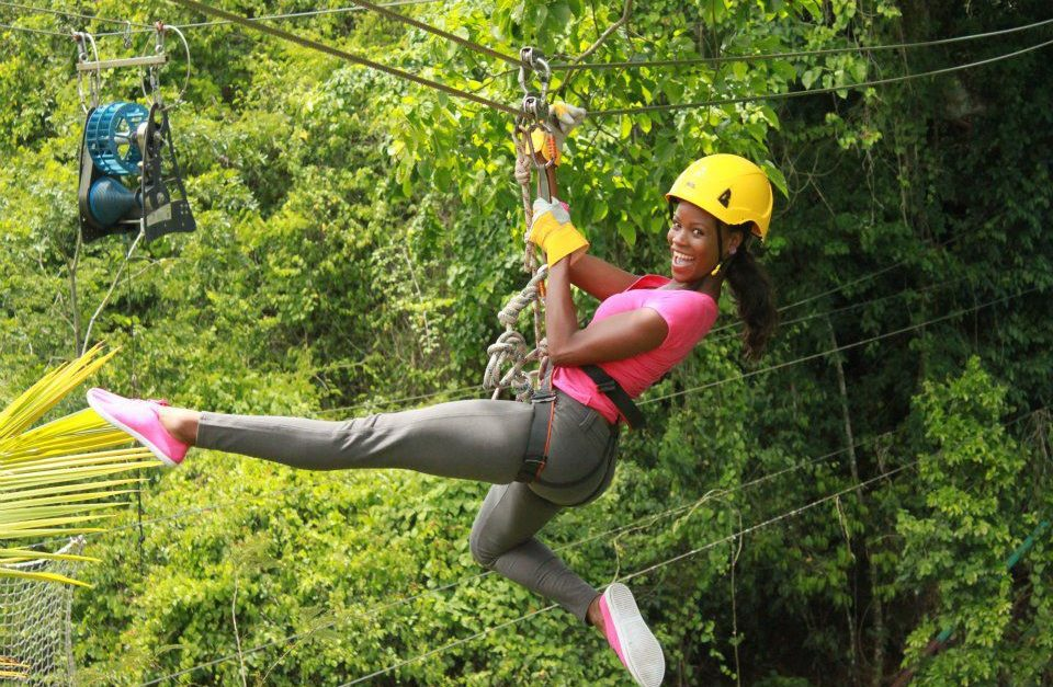 12 Plus 1 Zipline Tour
